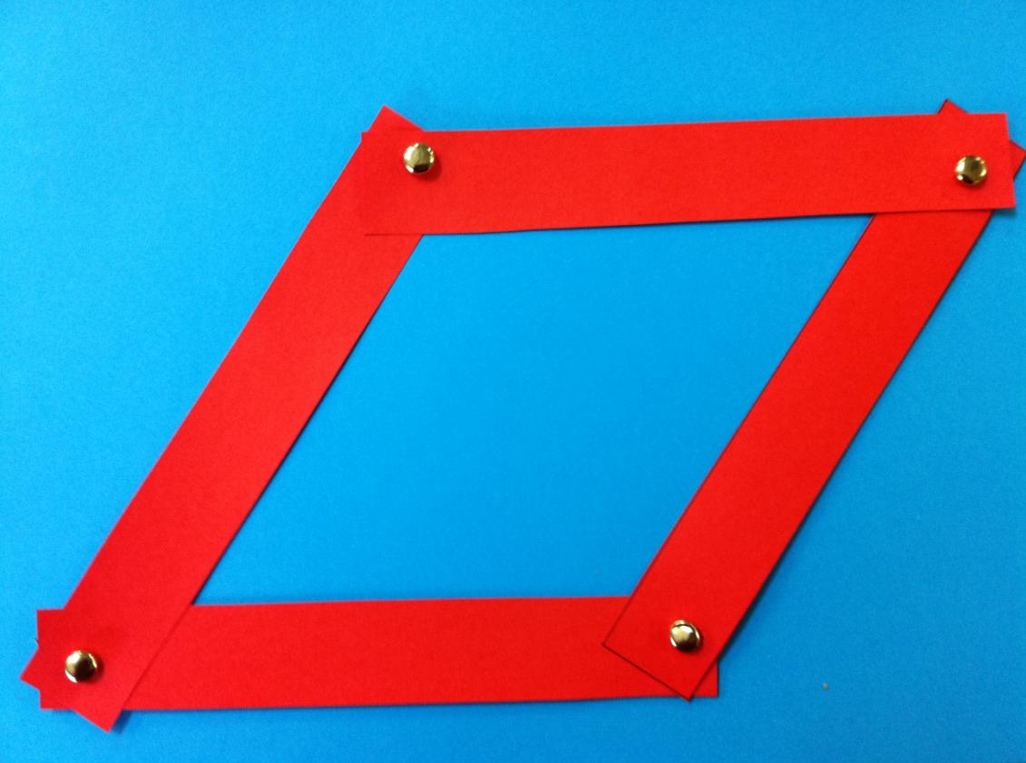 Rhombus Shape In Real Life http://thesmarties2.blogspot.com/2010_11_01_archive.html