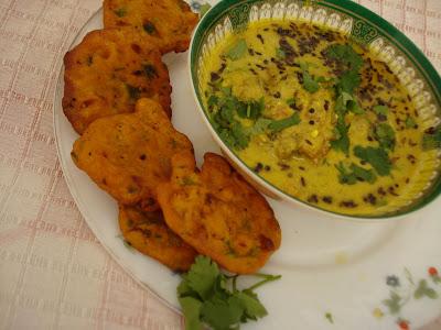 Dahi ki kadhi Recipe - Hyderbadi Special Dahi ki kadhi Salan for Everyone