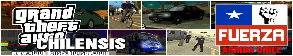 """GTACHILENSIS / """"Todos los vehiculos chilenos para tu GTA SAN ANDREAS"""""""