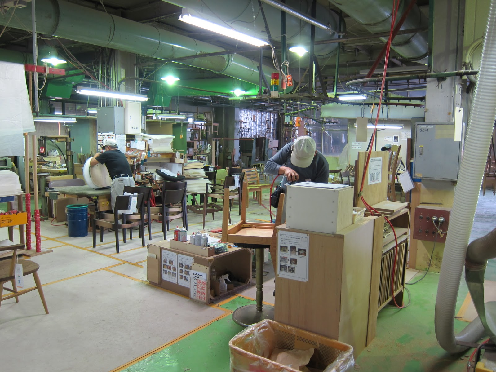 louie rigano's fulbright year in japan: a look at the takayama