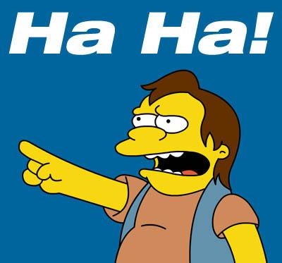 Cosas de Facebook Simpsons_nelson_haha2