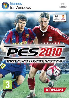PES2010 PC Download Pro Evolution Soccer 2010   PC Completo