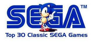 Top 30 Classic SEGA Games