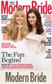 Love Birds Featured in Feb/March issue of Modern Bride