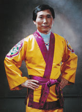 In Hyuk Suh, Founder of Kuk Sool Won