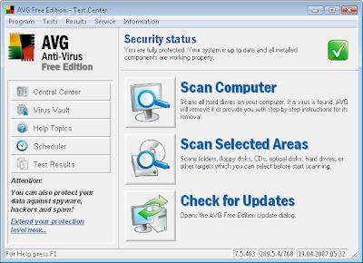 free download antivirus avg, antivirus gratis terbaik tahun ini
