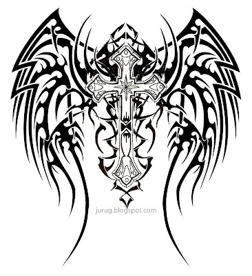 free download tato tribal.gambar tribal.tribal design.tribal cdr
