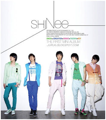 foto shinee dan koleksi wallpaper sinee
