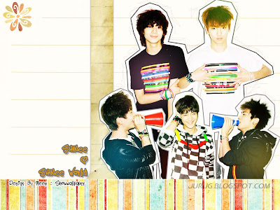 Personil Shinee band korea, wallpaper shinee terbaru dan juga berita terbaru shinee