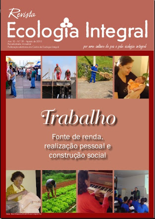 Estamos na Revista Ecologia Integral