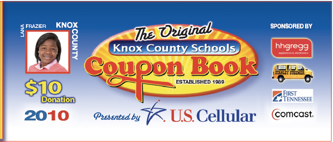 Shelby county school coupon book