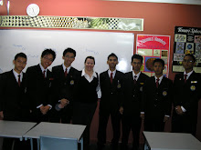 Maths Class in Guildford Grammar School