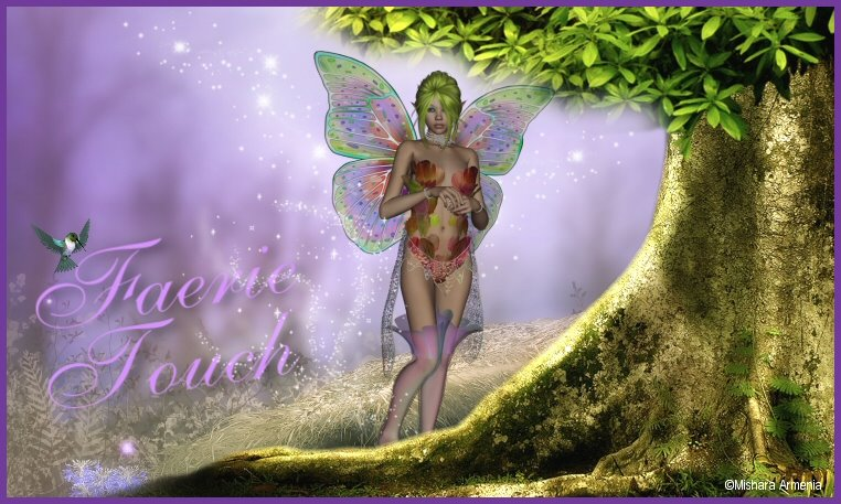 Faerie touch