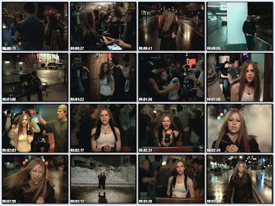 Avril Lavigne ::: I'm With You - Lyrics