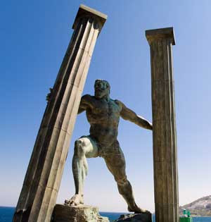 hercules greek  god picture