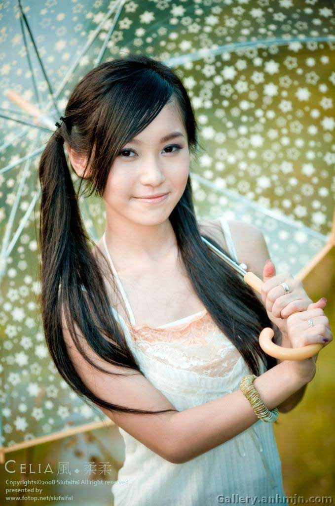 chinese girls wallpapers. Sweet Chinese Girls Wallpapers