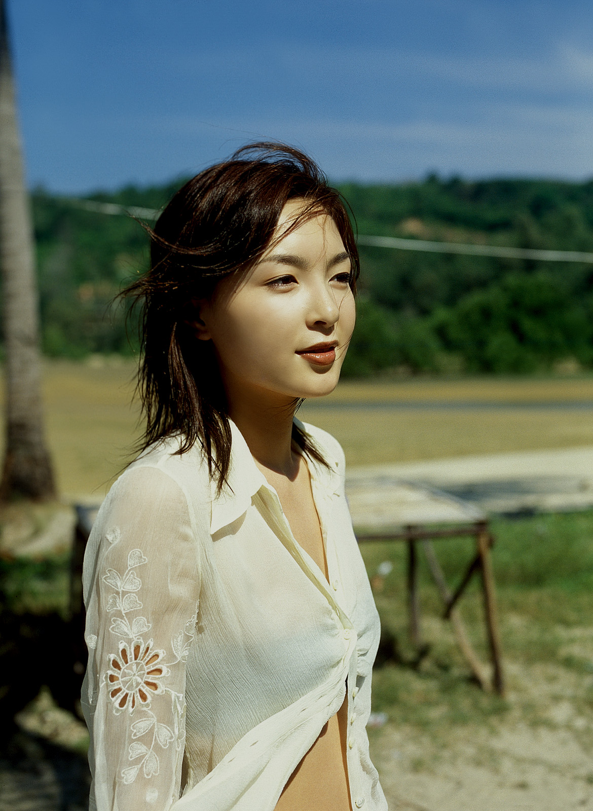 Fashion Female And Have Fun: Japanese Girl Yasuko Matsuyuki Wallpapers