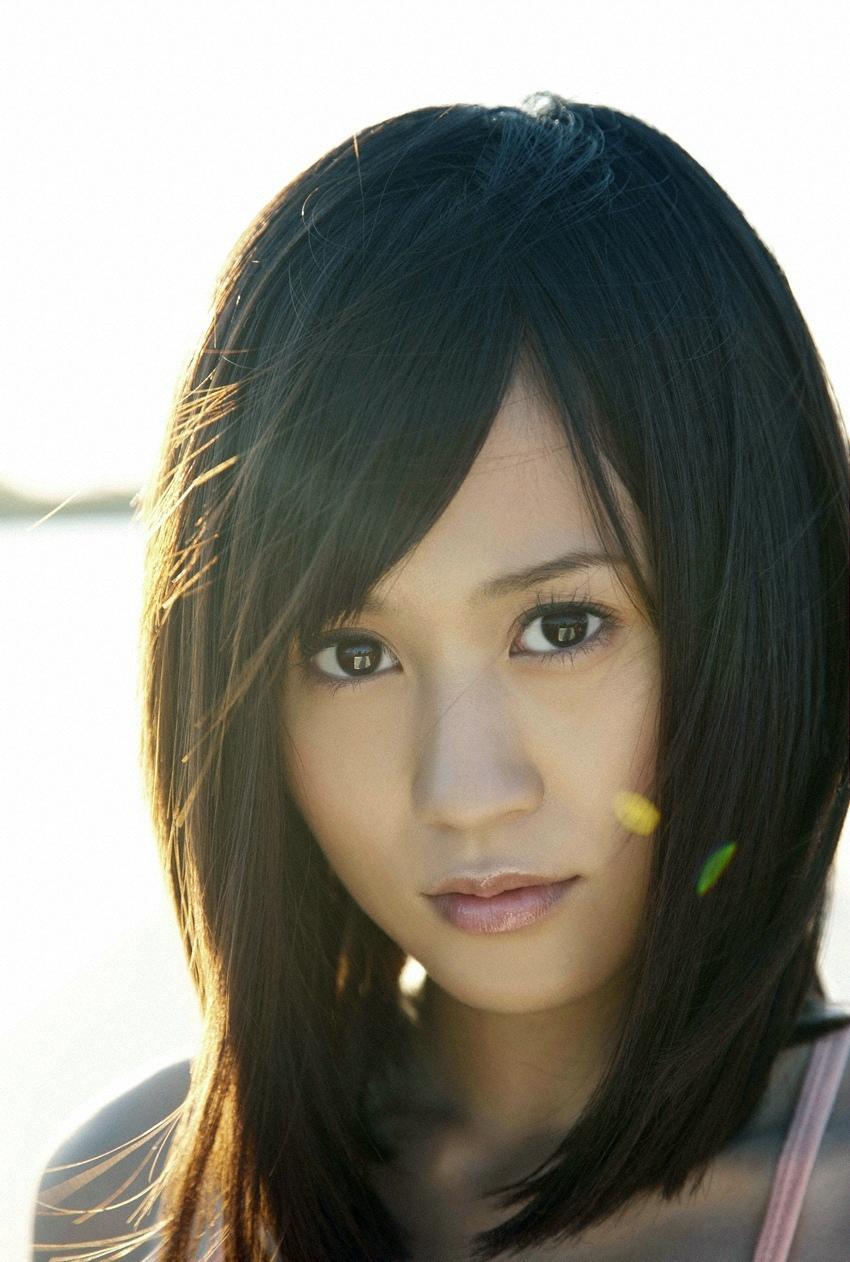Atsuko Maeda Japanese Girl