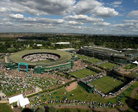 Wimbledon courts