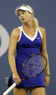 Coco Vandeweghe lost to Jankovic