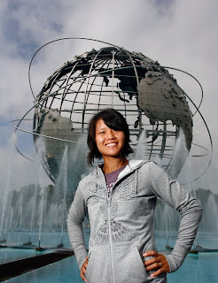 Li Na taking on the world