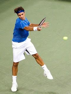 Roger Federer the Valiant
