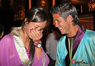 Ana Ivanovic and Fernando Verdasco