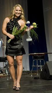 Dominika Cibulkova is the Slovakia's player of the year