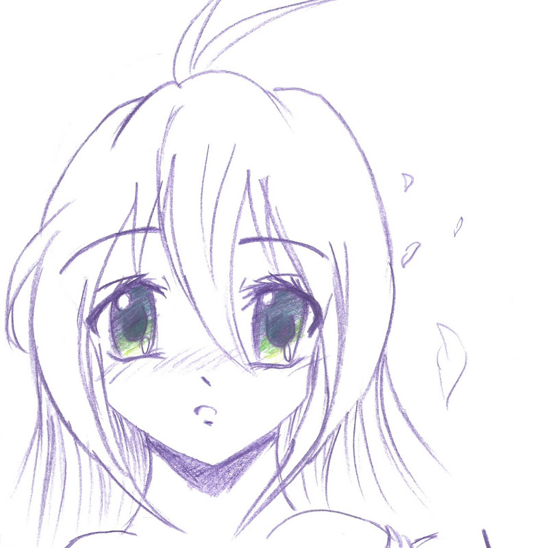 Gallery Of Anime Drawing Ideas Easy Pencil Drawings Of Anime