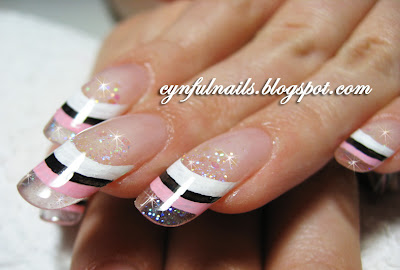 french nails  news