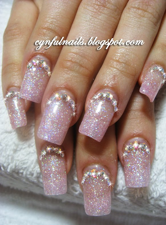 Cynful Nails: Acrylic nails