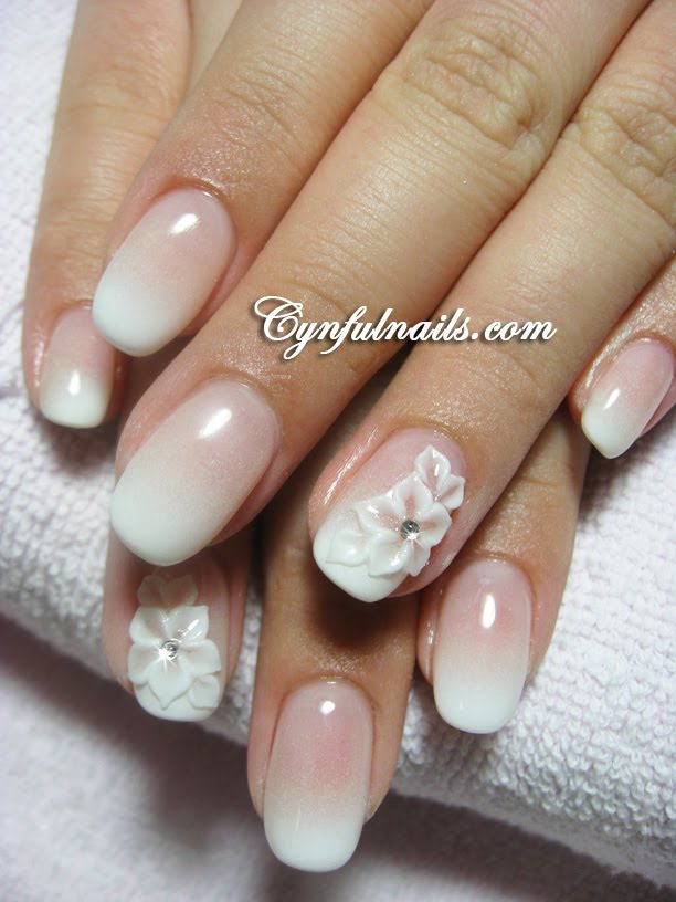 Cynful Nails: Airbrush nail designs