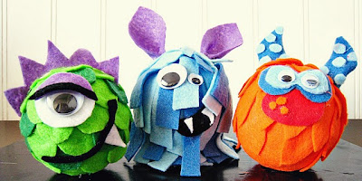 felt monsters 3