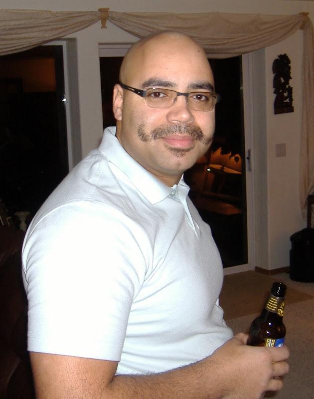 'Stache Bash mustache shot