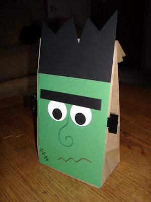 brown bag Frankenbag