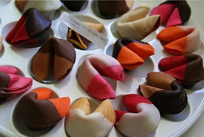 Fancy Fortune Cookies