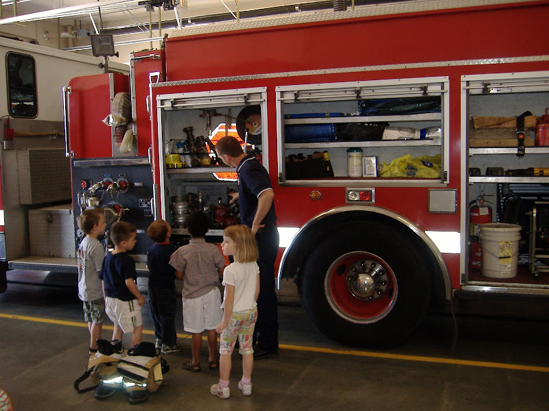 fire station tour 1