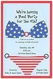 Bikini USA invitation