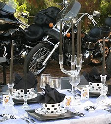 Sandra Lee Harley party