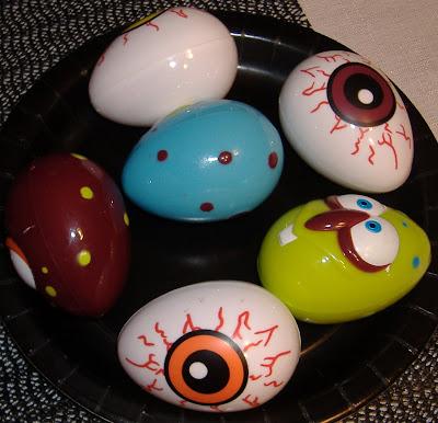 Monster Mash Bash monster eggs
