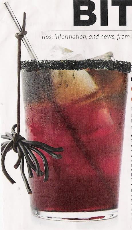 spooky rum cooler