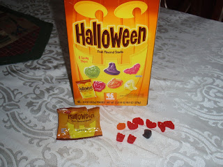 here is an educational activity to use with the halloween fruit snacks you can do it at school or send it home for a fun homework activity - Betty Crocker Halloween Cookbook