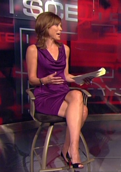 Linda Cohn Legs http://www.sternfannetwork.com/xen/index.php?threads/hannah-storm-from-espn.651506/