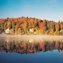 Lake Placid Fall Foliage