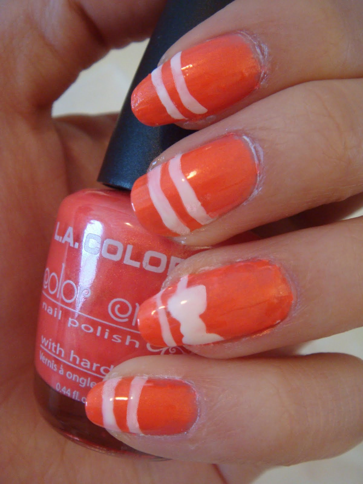 Pinkbox Makeup: Bright Nails NOTD ft: Magnetic Force