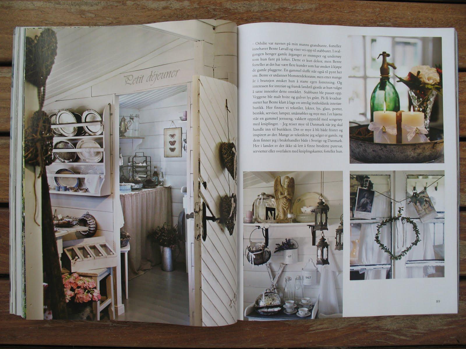Vakre Hjem & Interior Magazine  Stacie Steensland
