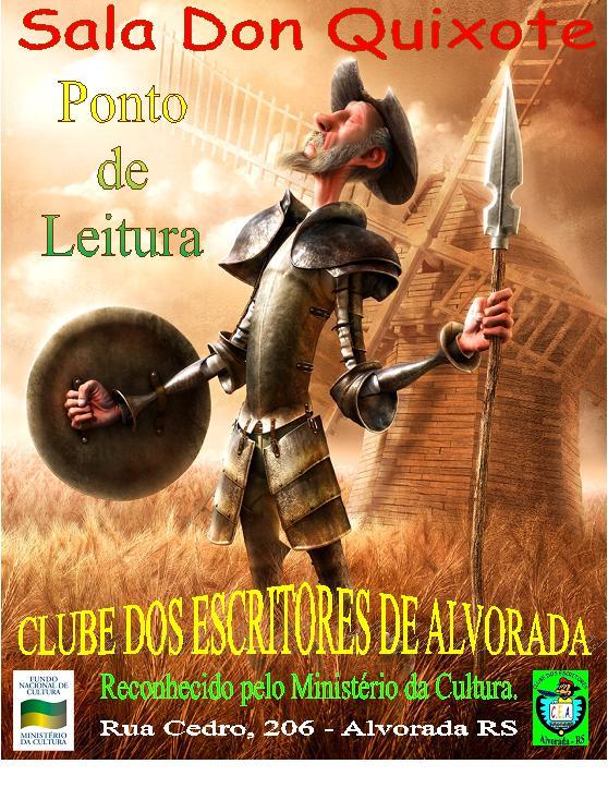 CLUBE DOS ESCRITORES DE ALVORADA
