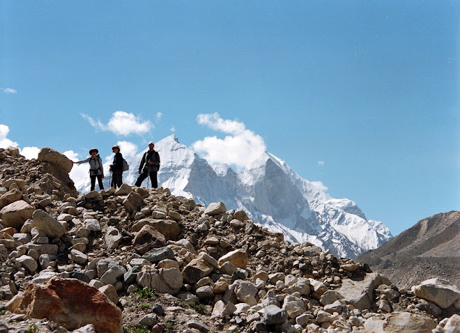 Trekking alle sorgenti del Gange - giugno 2008