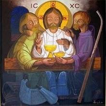 JESUS E OS DISCÍPULOSDE EMAÚS