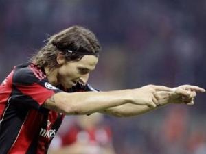 Foto Zlatan Ibrahimovic, Inter Milan